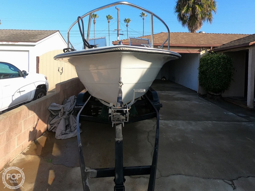 1987 Hydra-Sports boat for sale, model of the boat is 202 DC & Image # 5 of 40
