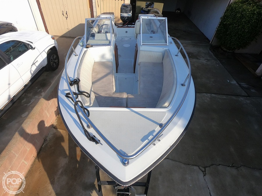 1987 Hydra-Sports boat for sale, model of the boat is 202 DC & Image # 6 of 40