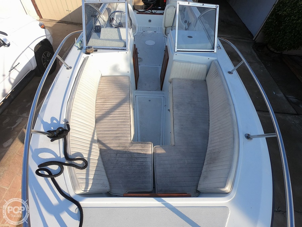 1987 Hydra-Sports boat for sale, model of the boat is 202 DC & Image # 7 of 40