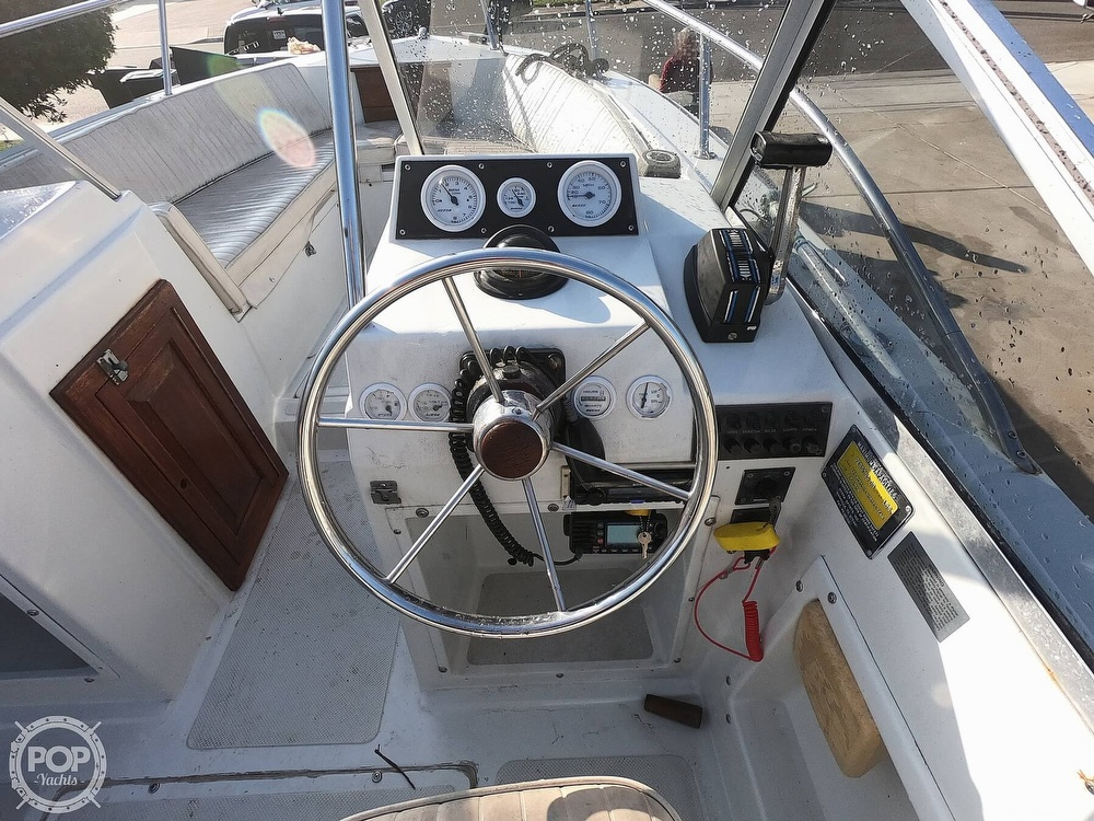 1987 Hydra-Sports boat for sale, model of the boat is 202 DC & Image # 10 of 40