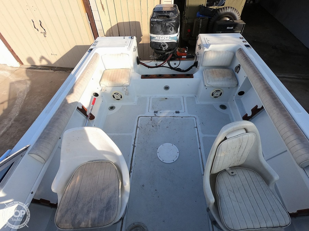 1987 Hydra-Sports boat for sale, model of the boat is 202 DC & Image # 14 of 40