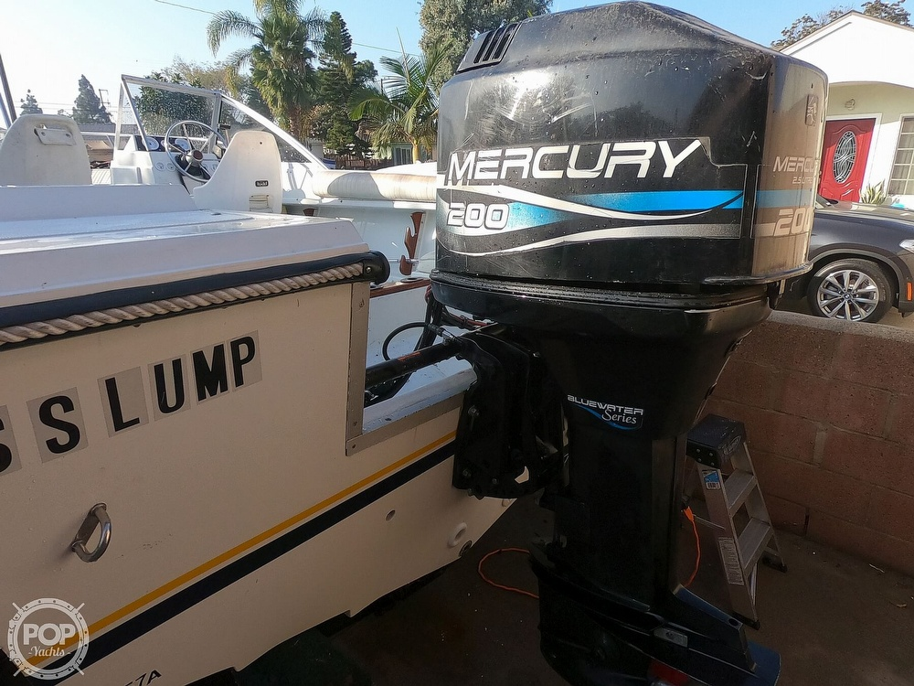 1987 Hydra-Sports boat for sale, model of the boat is 202 DC & Image # 17 of 40