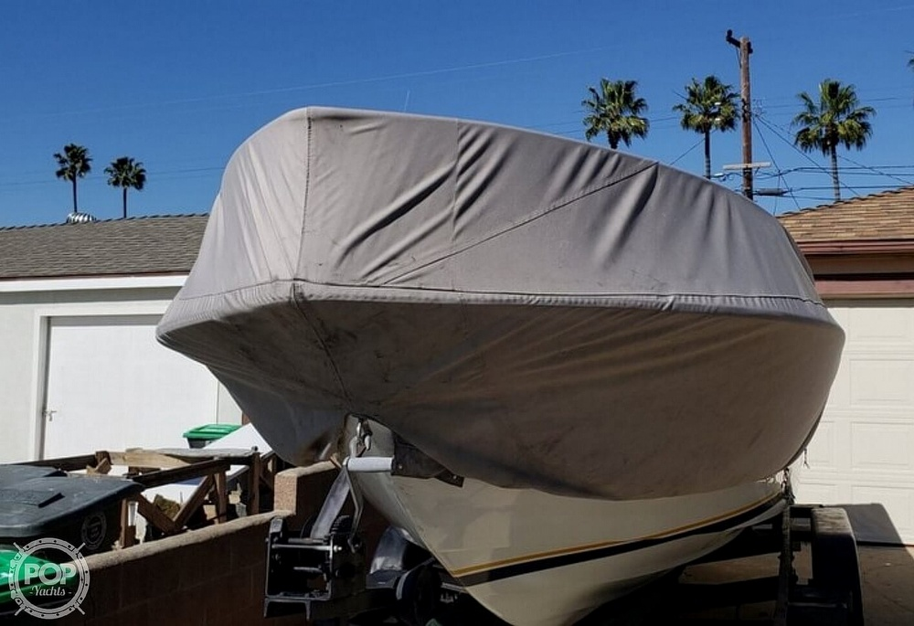 1987 Hydra-Sports boat for sale, model of the boat is 202 DC & Image # 19 of 40