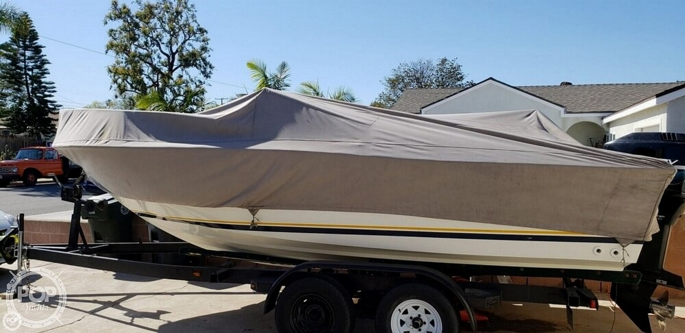 1987 Hydra-Sports boat for sale, model of the boat is 202 DC & Image # 20 of 40