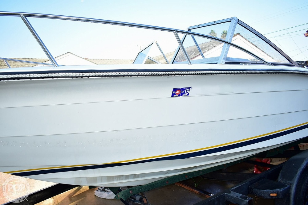 1987 Hydra-Sports boat for sale, model of the boat is 202 DC & Image # 30 of 40