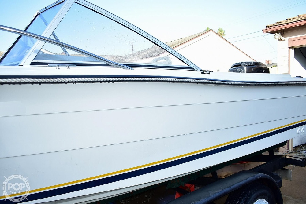 1987 Hydra-Sports boat for sale, model of the boat is 202 DC & Image # 31 of 40