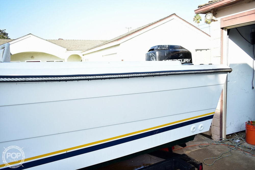 1987 Hydra-Sports boat for sale, model of the boat is 202 DC & Image # 32 of 40
