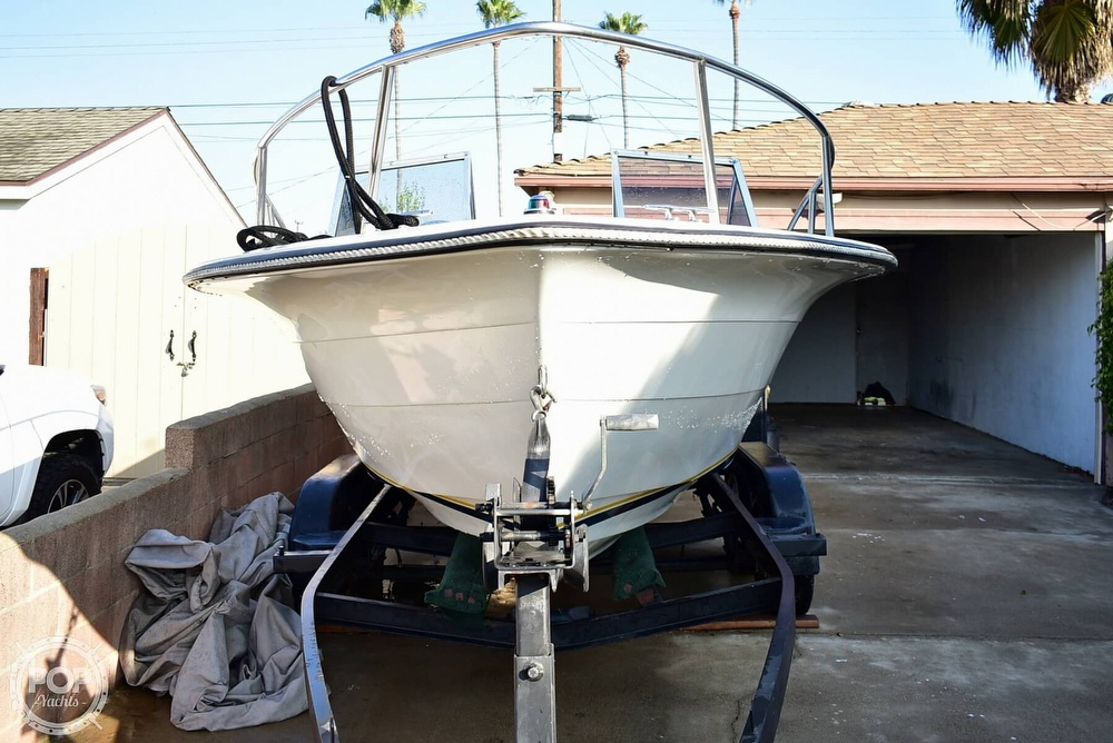 1987 Hydra-Sports boat for sale, model of the boat is 202 DC & Image # 33 of 40