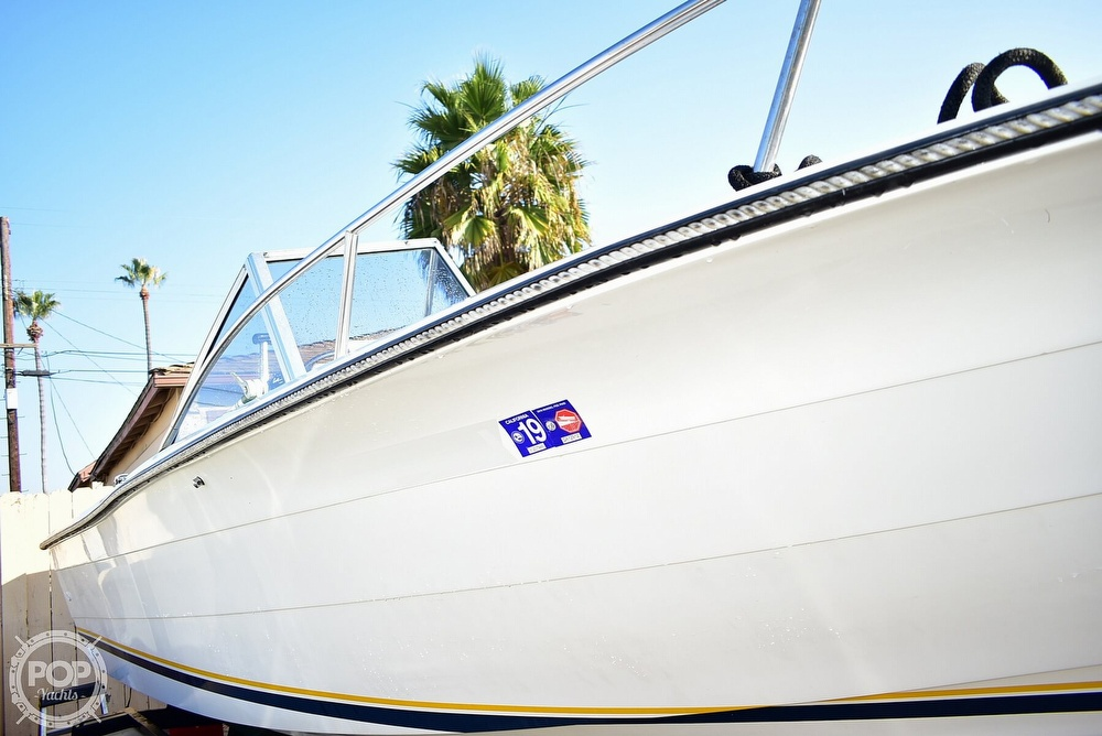1987 Hydra-Sports boat for sale, model of the boat is 202 DC & Image # 35 of 40