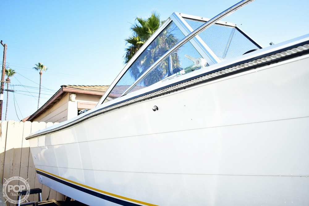 1987 Hydra-Sports boat for sale, model of the boat is 202 DC & Image # 36 of 40