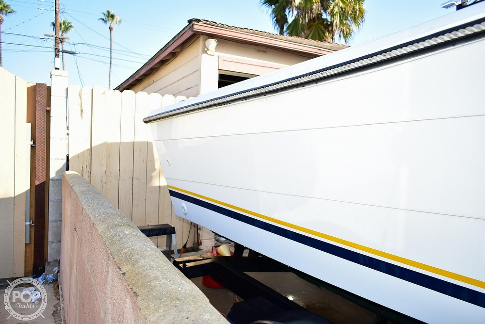 1987 Hydra-Sports boat for sale, model of the boat is 202 DC & Image # 38 of 40