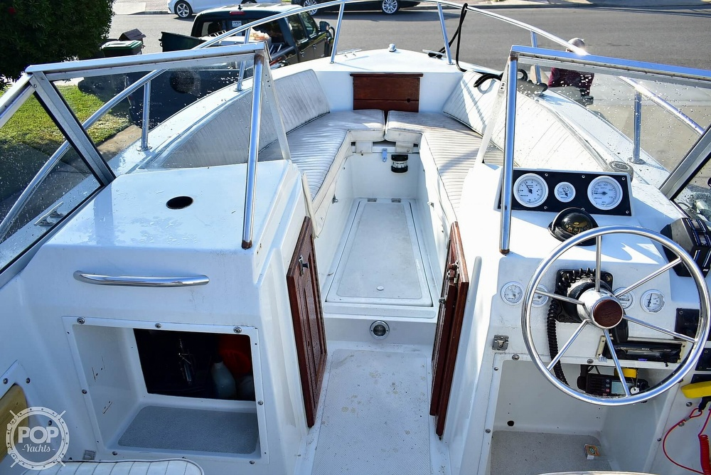 1987 Hydra-Sports boat for sale, model of the boat is 202 DC & Image # 40 of 40
