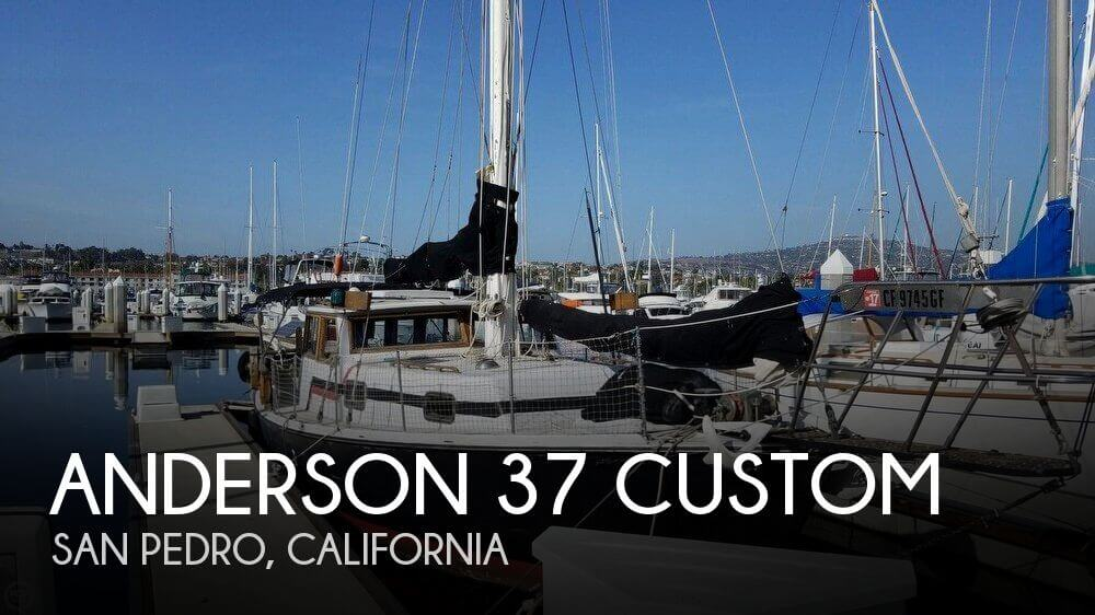 Used Sailboats For Sale by owner | 1973 Anderson 32