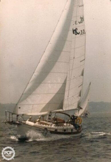 Hans Christian 33T, 33', for sale - $57,500