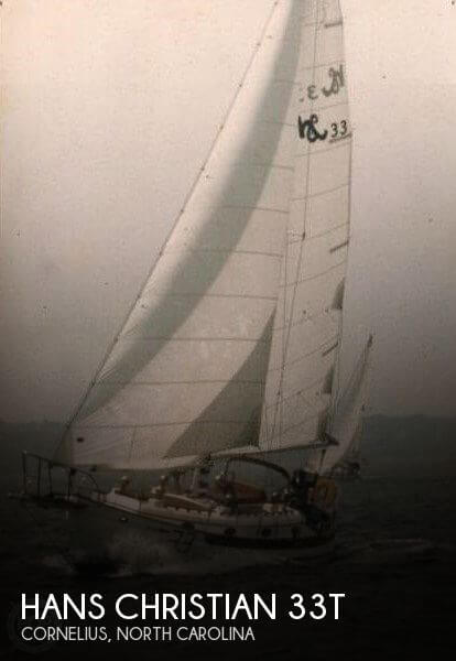Used Sailboats For Sale in North Carolina by owner | 1984 Hans Christian 33