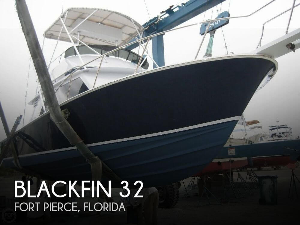 Used Blackfin Boats For Sale by owner | 1985 Blackfin 32