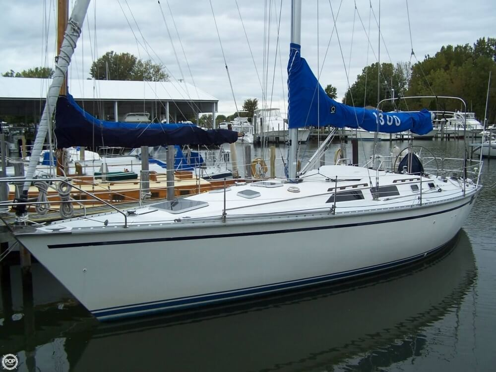 1989 Hunter Legend 40 - #$LI_INDEX