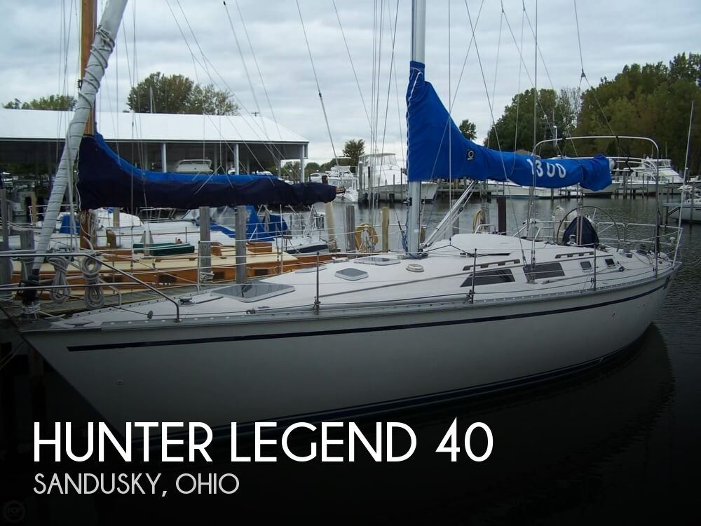 1989 HUNTER LEGEND 40 for sale