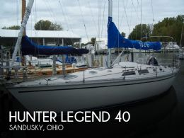 1989 Hunter Legend 40