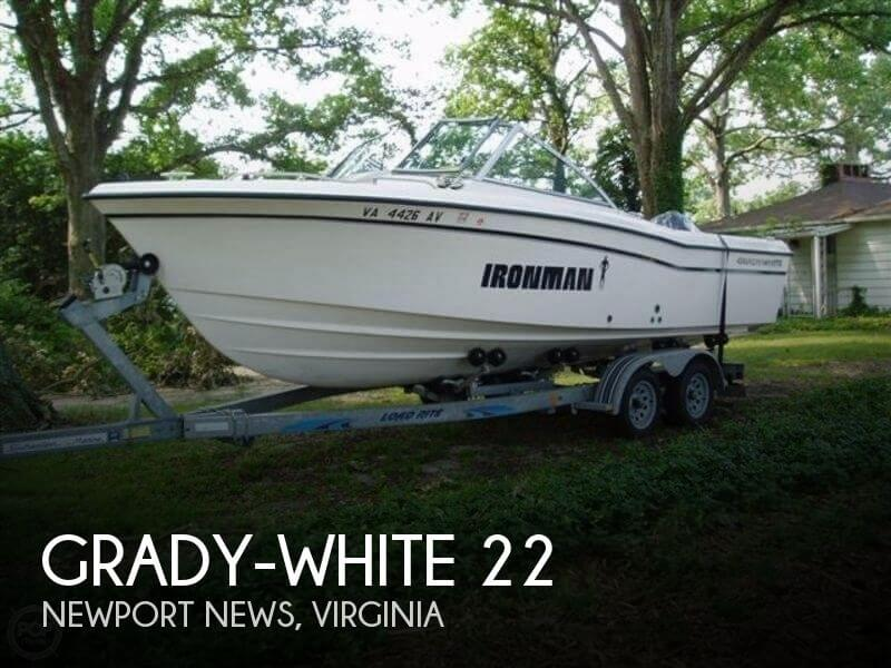 Used Grady-White Boats For Sale in Virginia by owner | 1999 Grady-White 22
