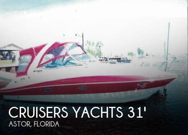 Used Boats For Sale in Deltona, Florida by owner | 2011 Cruisers Yachts 300 Expres