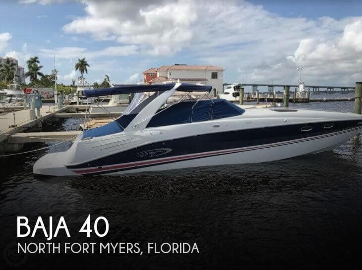 Used Baja Boats For Sale by owner | 2006 Baja 40