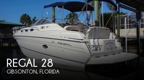 Used Regal Boats For Sale in Florida by owner | 1999 Regal 28