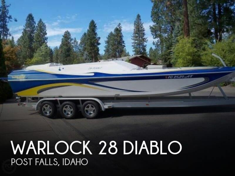 Used Boats For Sale in Idaho by owner | 2006 Diablo 28