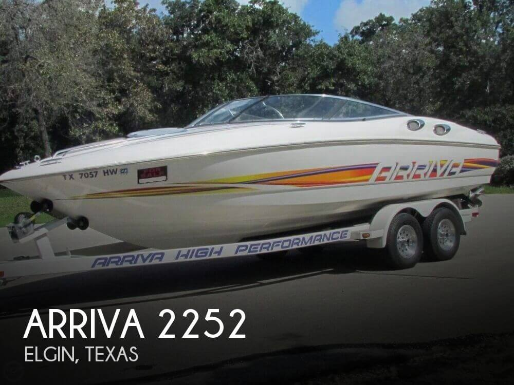 Arriva | New and Used Boats for Sale