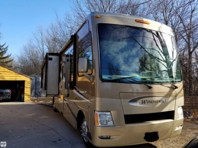Front Of RV