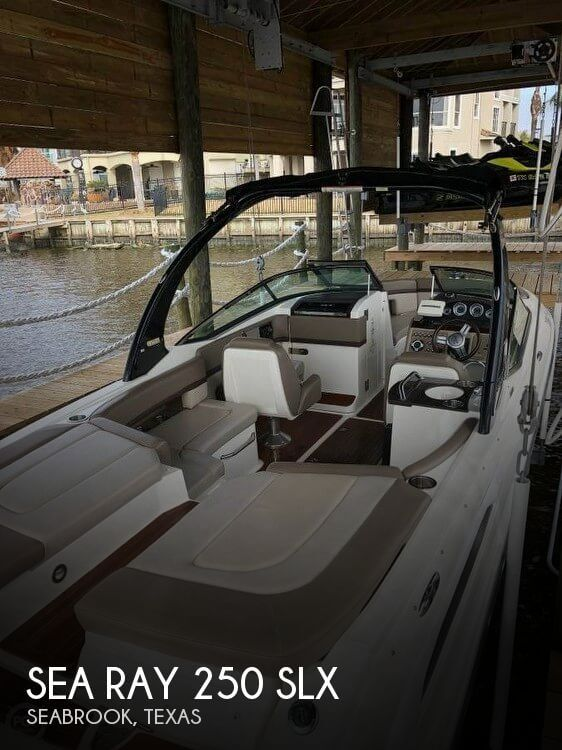 Used Boats For Sale in Beaumont, Texas by owner | 2012 Sea Ray 27