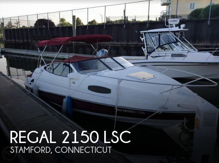 1998 REGAL 2150 LSC for sale