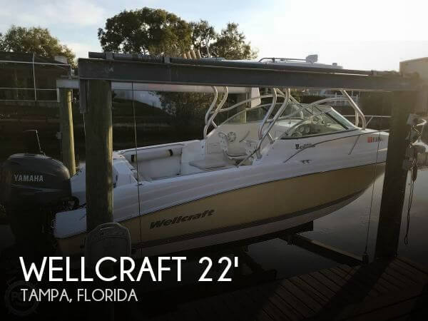 Used Wellcraft 22 Boats For Sale by owner | 2005 Wellcraft 22