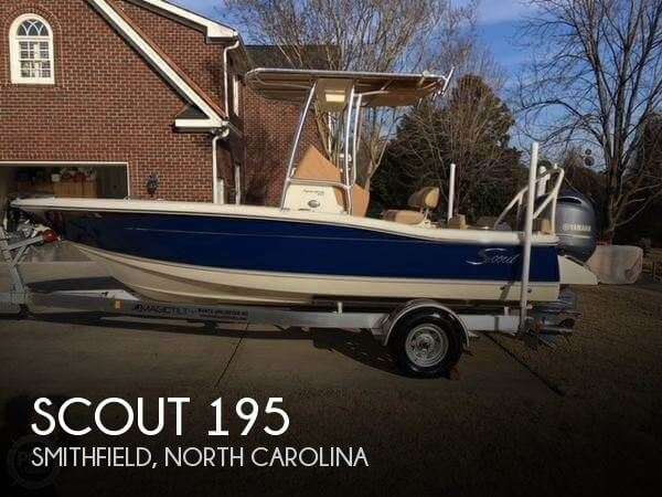 Used Boats For Sale in Rocky Mount, North Carolina by owner | 2017 Scout 20