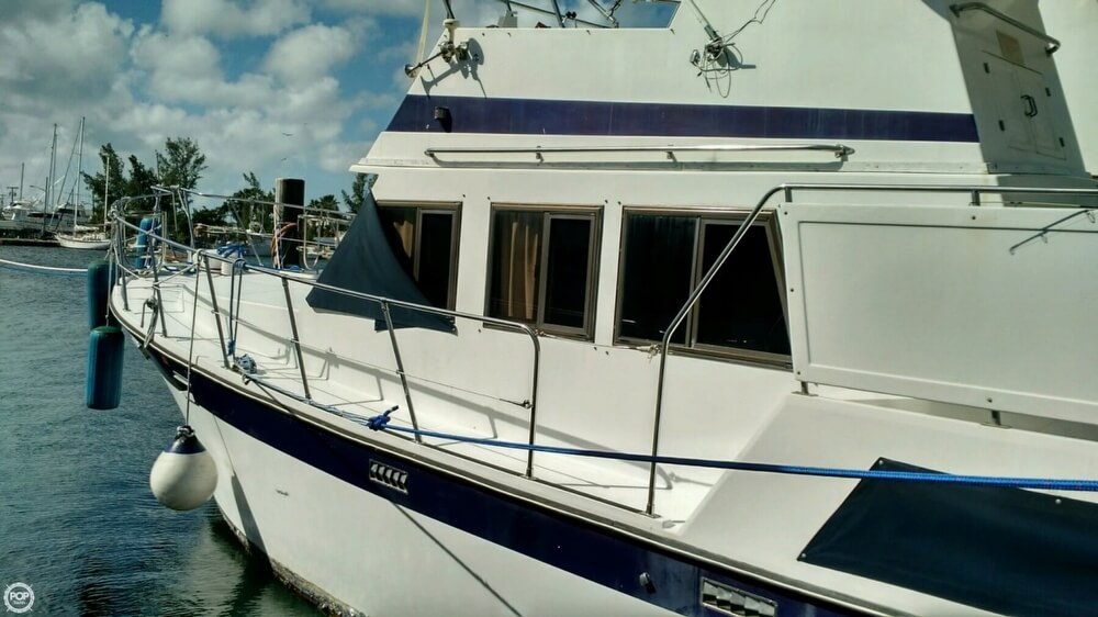1990 Marine Trader boat for sale, model of the boat is 36 & Image # 2 of 40
