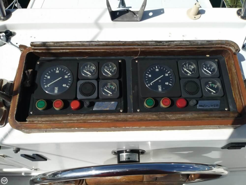 1990 Marine Trader boat for sale, model of the boat is 36 & Image # 26 of 40