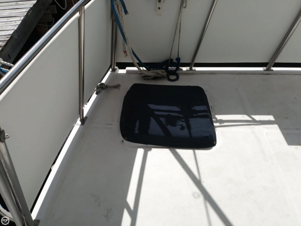 1990 Marine Trader boat for sale, model of the boat is 36 & Image # 37 of 40