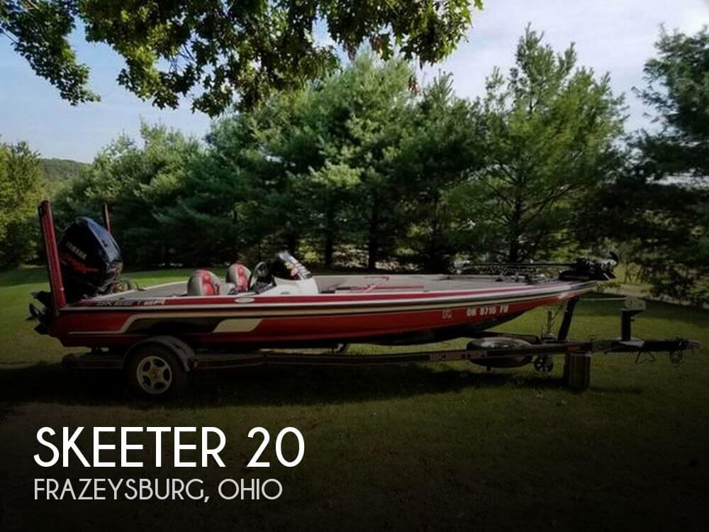 Used Ski Boats For Sale in Ohio by owner | 2005 Skeeter 20