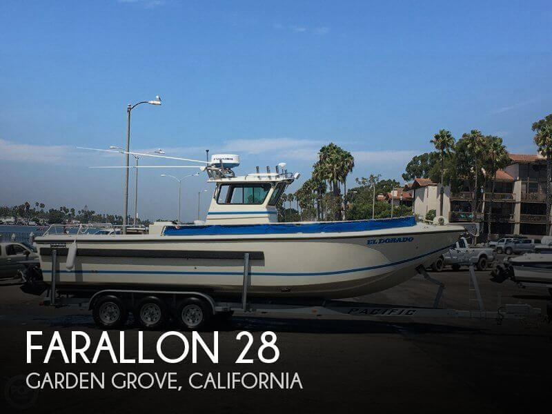 Used Farallon Boats For Sale by owner | 1993 Farallon 28