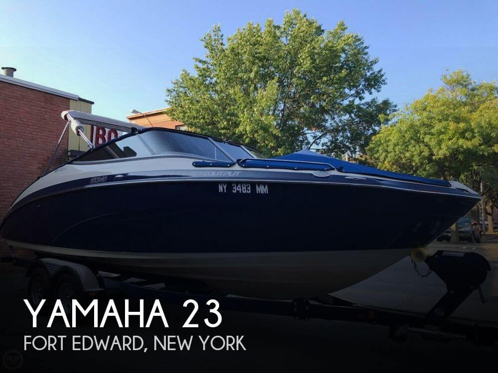 Used Yamaha Ski Boats For Sale by owner | 2015 Yamaha 23