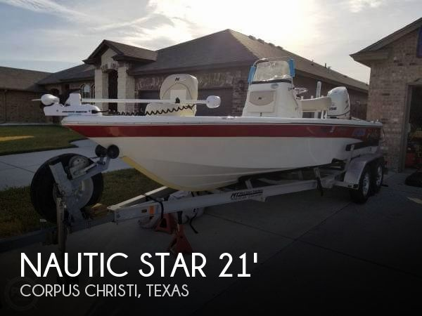2015 Nautic Star 214XTS Shallow Bay