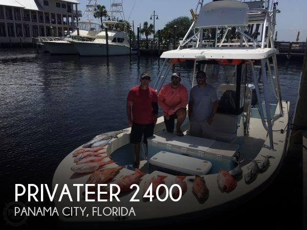 1989 Privateer boat for sale, model of the boat is 2400 & Image # 1 of 40