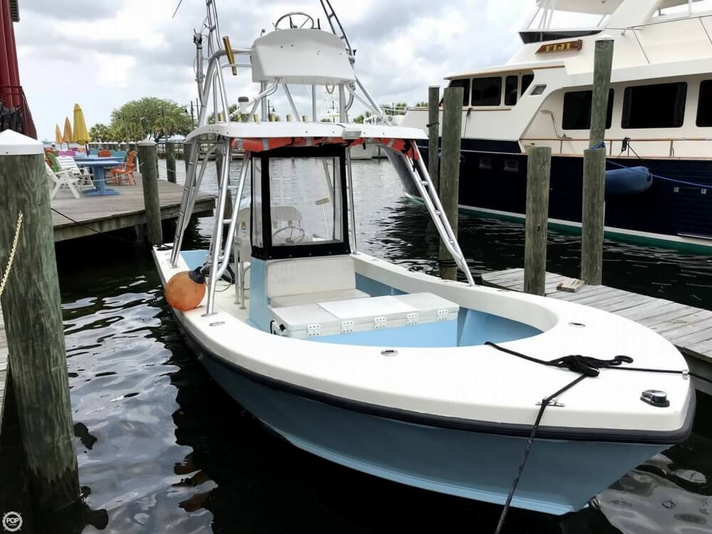 1989 Privateer boat for sale, model of the boat is 2400 & Image # 5 of 40