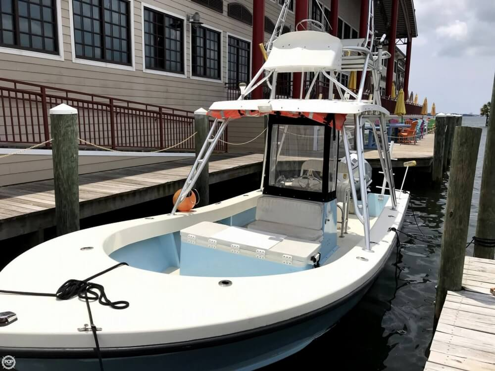 1989 Privateer boat for sale, model of the boat is 2400 & Image # 8 of 40