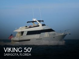 1991 Viking 50