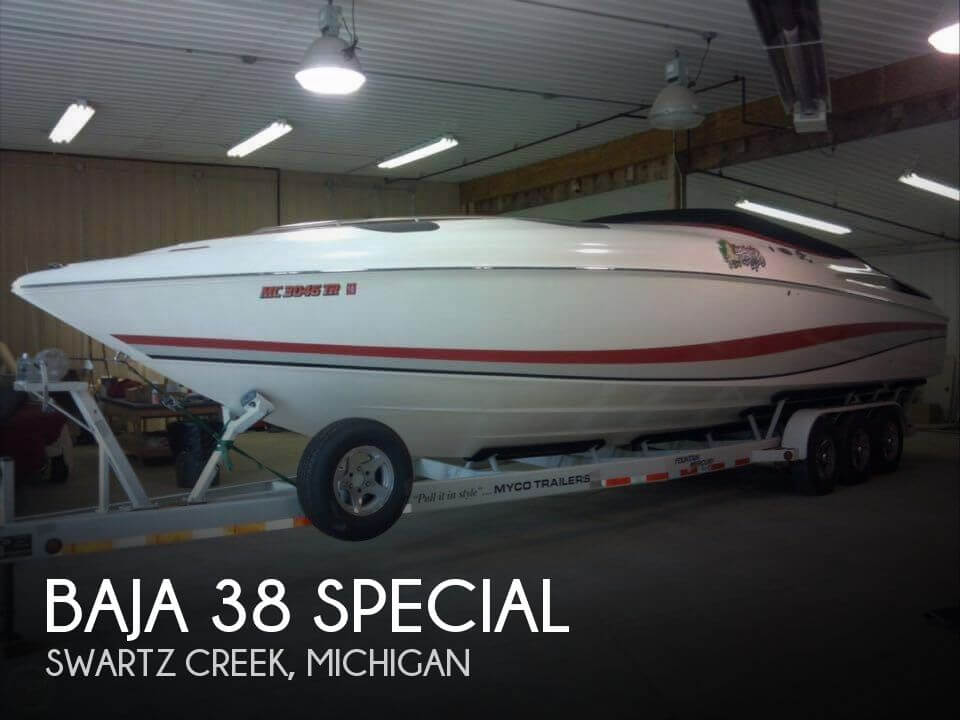 Used Boats For Sale in Flint, Michigan by owner | 1992 Baja 37