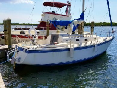 O'day 28, 28', for sale