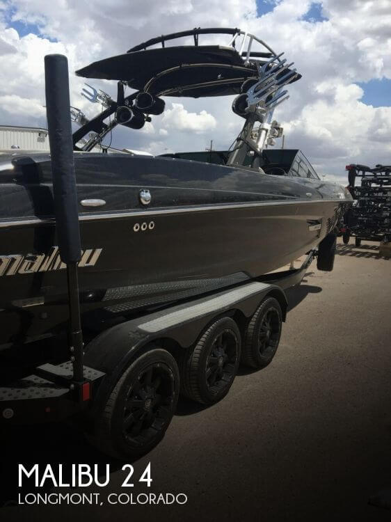 Used Boats For Sale in Denver, Colorado by owner | 2013 Malibu 24