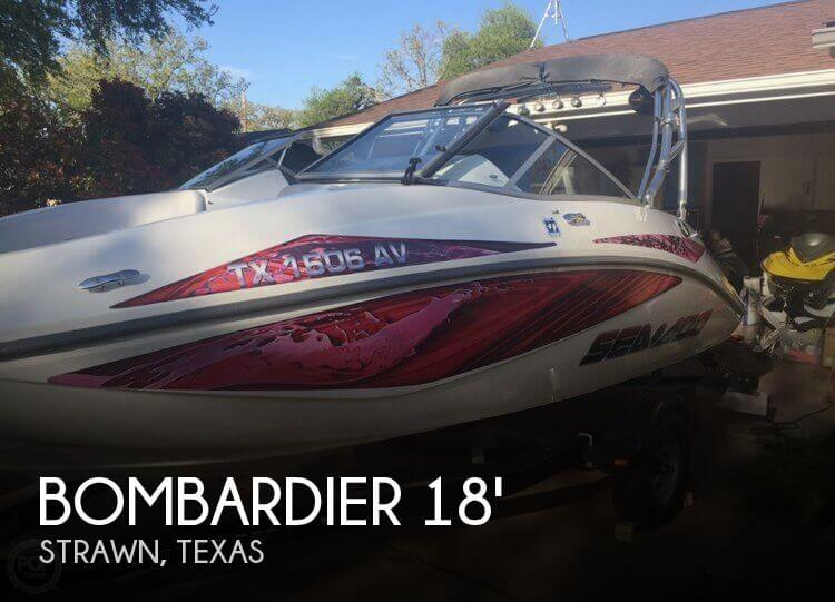 2008 SEA DOO SPORTBOAT CHALLENGER 180 for sale