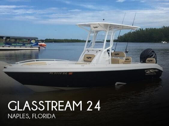 Used Glasstream Boats For Sale by owner | 2017 Glasstream 24